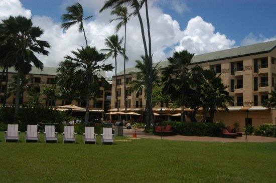 Courtyard Kaua'i at Coconut Beach: Free Mai Tai's in the afternoon