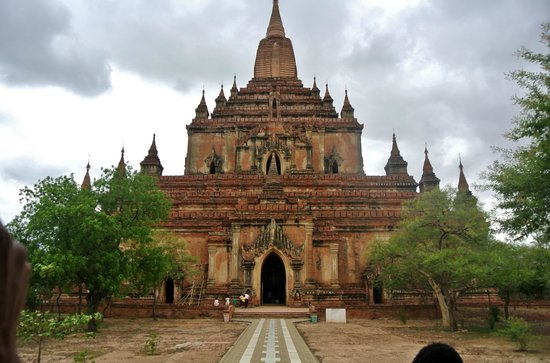 Temples de Bagan : Sulamani Temple