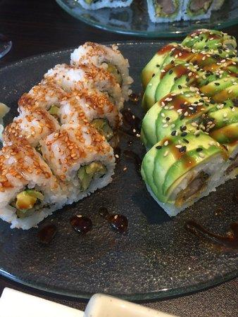 Kolding running sushi hus
