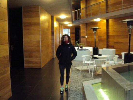 Costa Colonia Riverside Boutique Hotel: interior del hotel