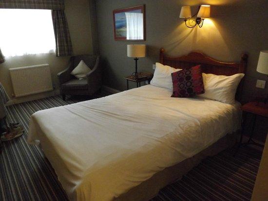 Innkeeper's Lodge Cramlington: ground floor bedroom