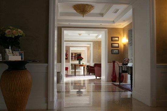 Hotel San Pietro: Lobby