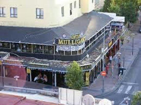 Mulligan's Bar