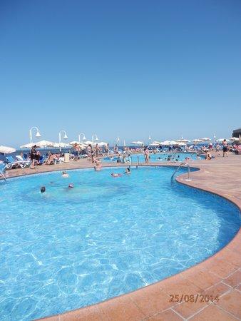 Invisa Hotel Club Cala Verde : Piscina
