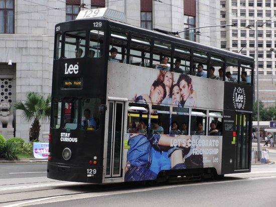 Hong Kong Tramways (Ding Ding): Tram
