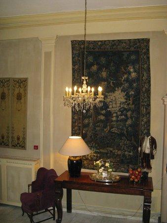 Pand Hotel Small Luxury Hotel : Lobby