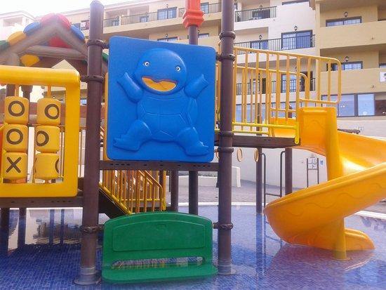 Hotel Isabel: piscina infantil