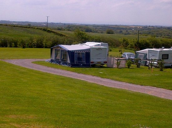 Acorns Naturist Retreat: our caravan