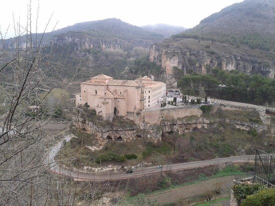 Parador de Cuenca: Desde Cuenca 1.