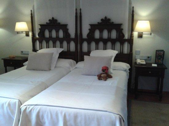 Parador de Cuenca: Habitación 1.