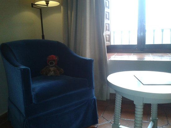 Parador de Cuenca: Habitación 2.