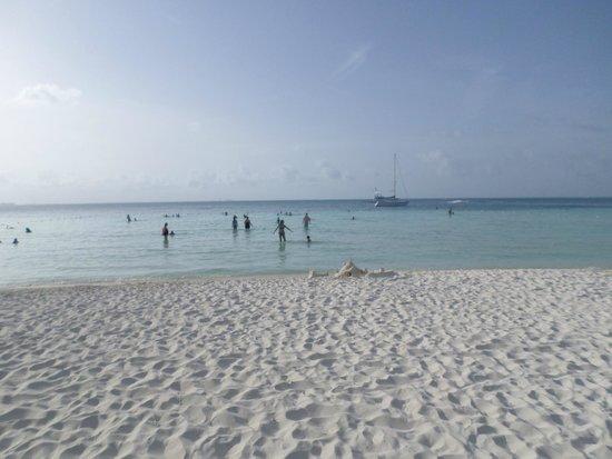 Presidente InterContinental Cancun Resort: Playa2