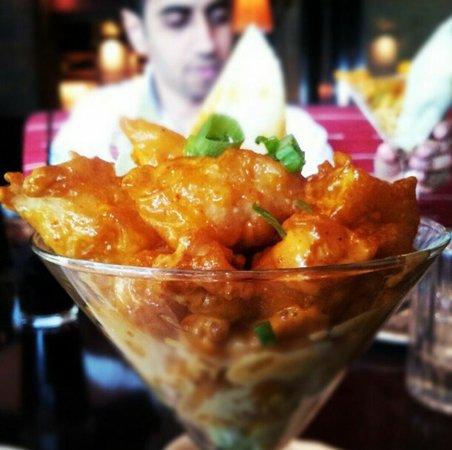 P.F. Chang's: Dynamite shrimp