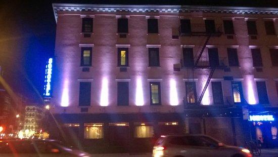 Sohotel: De nuit