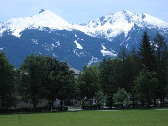 Bertahof Restaurant: Сентябрь в Альпах
