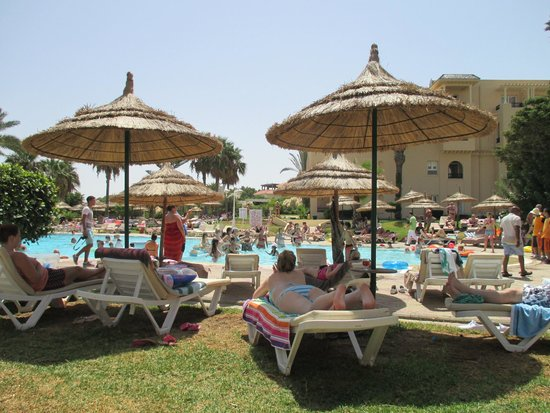 Royal Kenz Hotel Thalasso & Spa: Pool