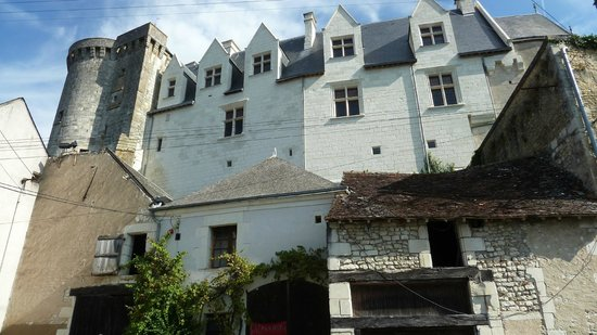 Chateau de Palluau-Frontenac : Château Palluau Frontenac - alexandra box 4
