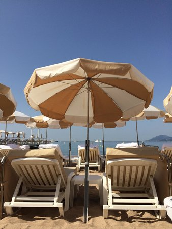 InterContinental Carlton Cannes: Transat