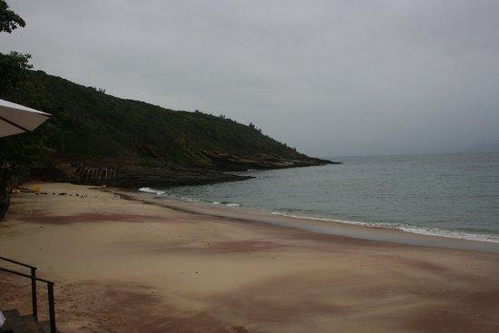 Ferradura Resort : Praia