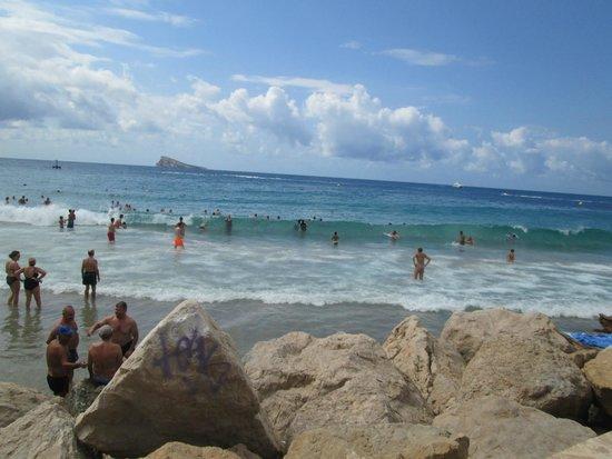 Playa de Levante: Praia