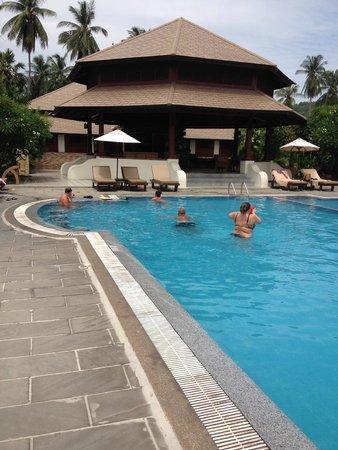 Smile House Resort: Main pool -