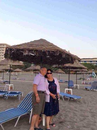 Blue Sea Beach Resort: 恩爱