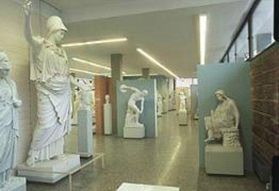 Antikenmuseum mit Abguss-Sammlung