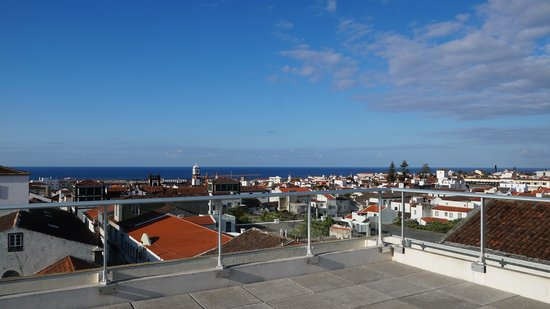 Residencial Sete Cidades: View from the roof