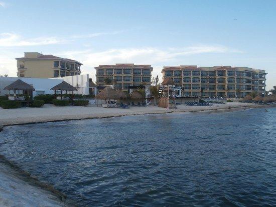 Hotel Marina El Cid Spa & Beach Resort : Vista desde el Muelle