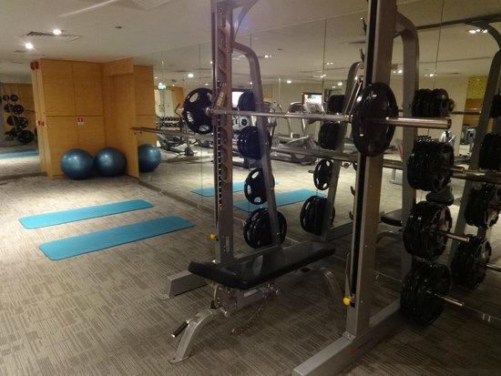 Gym picture of novotel hong kong nathan road kowloon