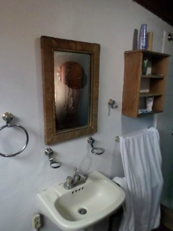 Posada Del Maple : baño