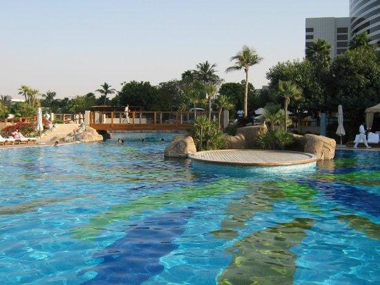 Grand Hyatt Dubai: The swimming pool