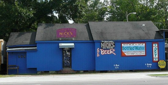 Nick's Ice House