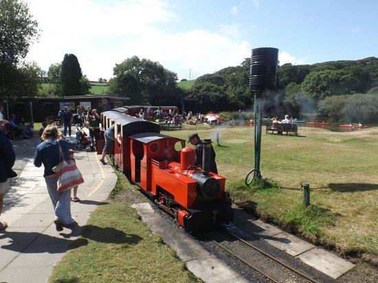 Lappa Valley Steam Railway: 3 train rides