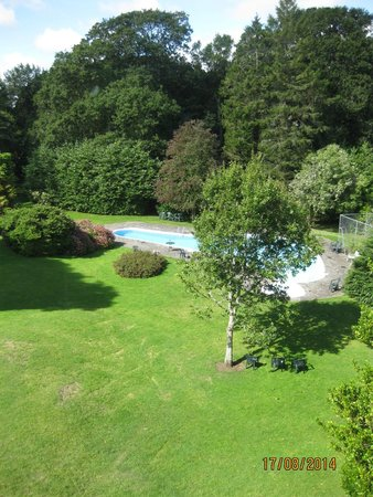 Ballymaloe House Hotel: outdoor pool