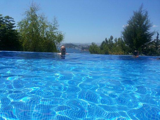 Hotel Manastir: 2-nd pool, new, built this year