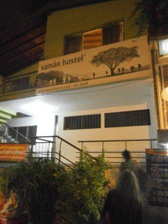 Saman Hostel Medellin: Hostel Saman