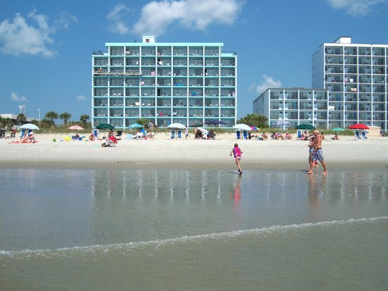 Tropical Sea Hotel Myrtle Beach The Best Beaches In World