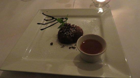 Cucina Italiana : Chocolate mousse dessert