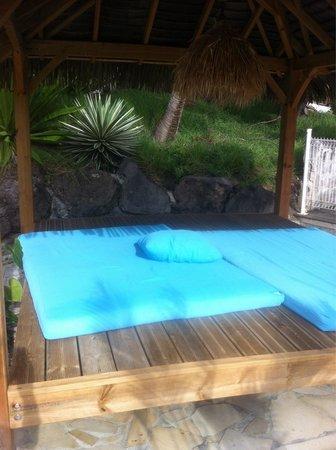 Les Reves d'Or: Côté piscine