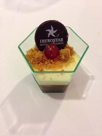 Iberostar Anthelia: a dessert example
