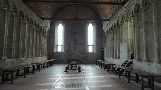 Interior Do Castelo Antiga Capela Bild Von Abtei Mont Saint