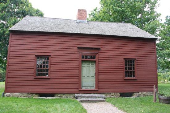 Ethan Allen Homestead : Ethan Allen's house