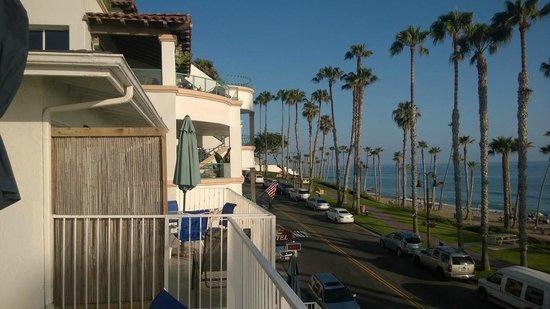 Seahorse Resort: de dia y desde la terraza arriba !!