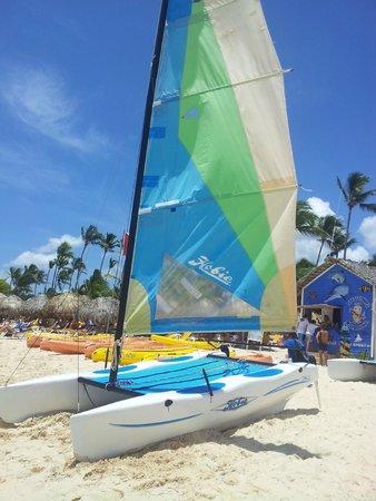 ClubHotel Riu Bambu: watersports all inclusive