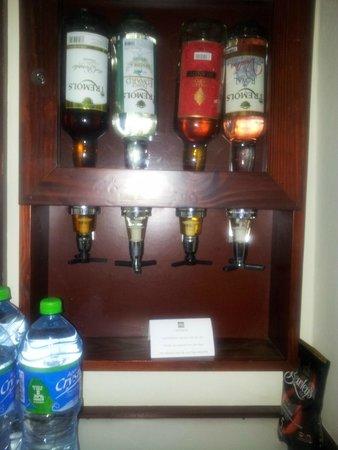 ClubHotel Riu Bambu : room bar