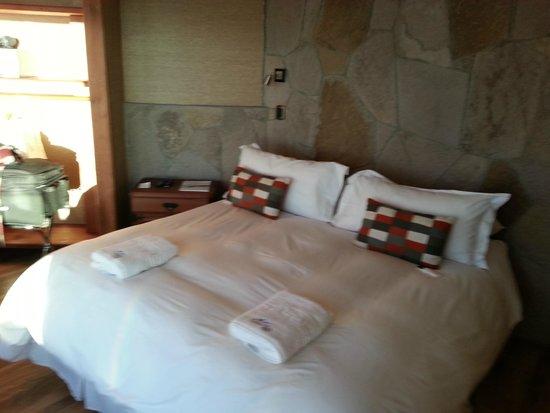 Hotel La Cornisa: Quarto.