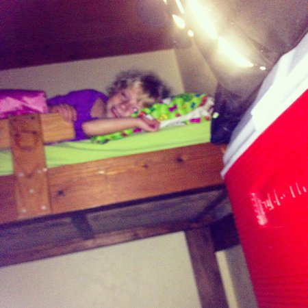 Moonshine Creek Campground: Happy Camper!