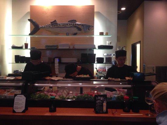 Haiku Asian Bistro & Sushi Bar: Best rolls!