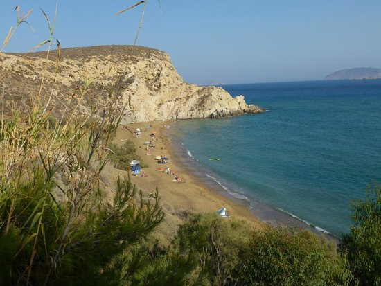 Apollon Village Hotel: la plage